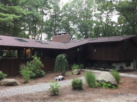 Deck House, Northboro ,Ma